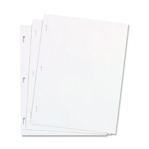 Acco Wilson Jones Ledger Paper Refill Sheet - Letter 8.50...