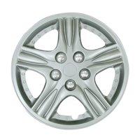 Fit Buick Wheels Rim Cover 4pcs Hub Cap 5 Chrome Lug Trim Skin  Complete Set For Century LeSabre Park Avenue Regal Rivie