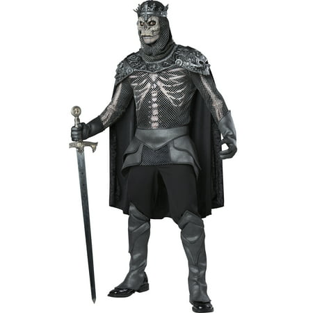 Skeleton King Mens Adult Zombie Royal Prince Halloween - Zombie Brand Halloween 2017