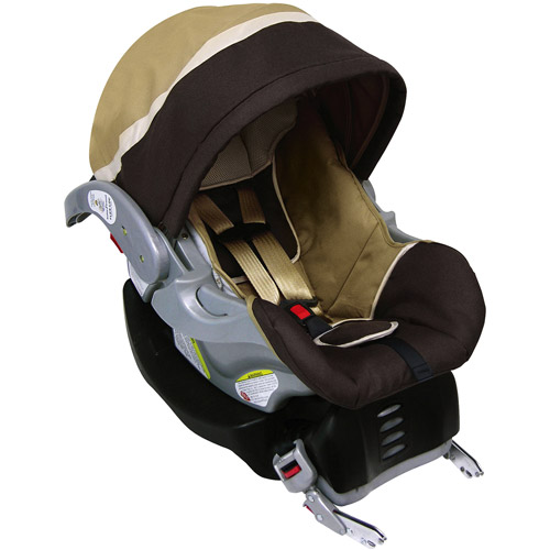 Baby Trend - Flex Loc Infant Car Seat, Vanilla Bean