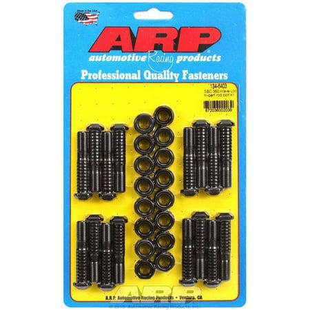 ARP INC. 134-6403 SB CHEVY 350 WAVE-LOC HI-PERF ROD BOLT (Chevy 350 Engine Kit)