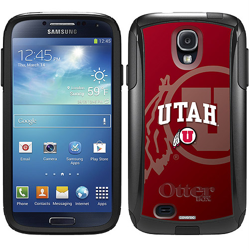 University of Utah Watermark Design on OtterBox Commuter Series Case for Samsung Galaxy S4