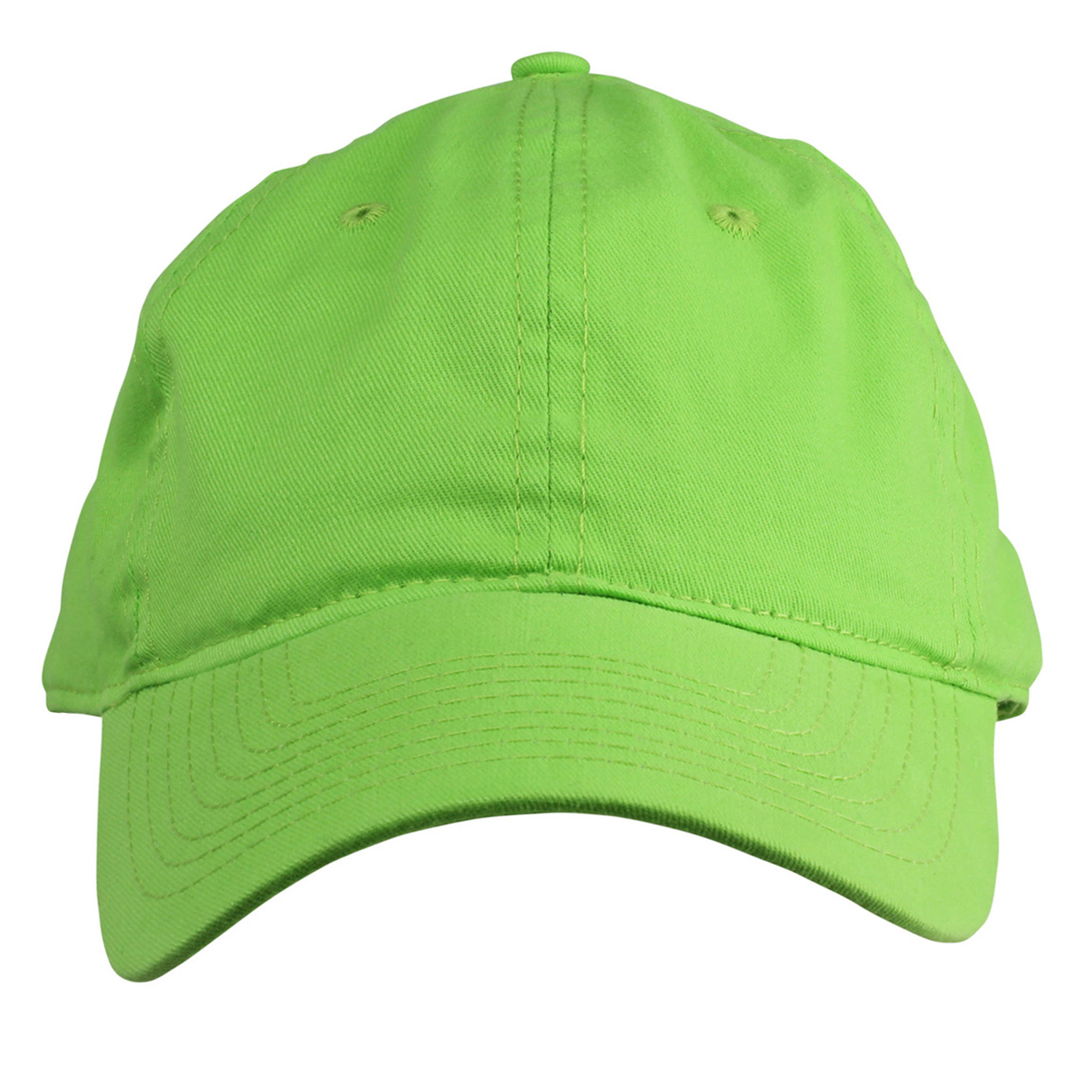 535dd7a5217c9 DALIX - DALIX Womens Pastel Lovers Cap - Adjustable Hat with Velcro Closure  in Lime Green - Walmart.com