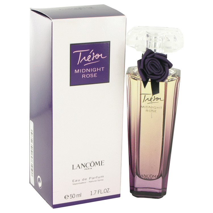 Tresor Midnight Rose Eau De Parfum Spray 1.7 oz For Women 100% authentic perfect as a gift or just everyday use