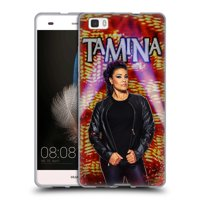 OFFICIAL WWE TAMINA SOFT GEL CASE FOR HUAWEI PHONES 2