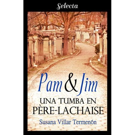 Pam & Jim. Una tumba en Père-Lachaise - eBook - The Office Halloween Jim And Pam