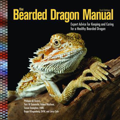 The Bearded Dragon Manual (Iguana Bearded Dragon)