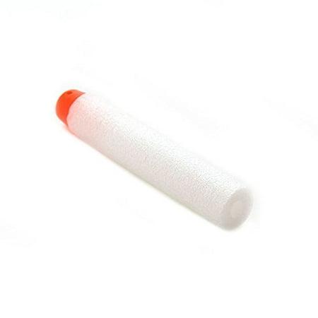 200pcs 7.2cm Refill Bullet Darts for Nerf N-strike Elite Series Blasters, Fluorescence