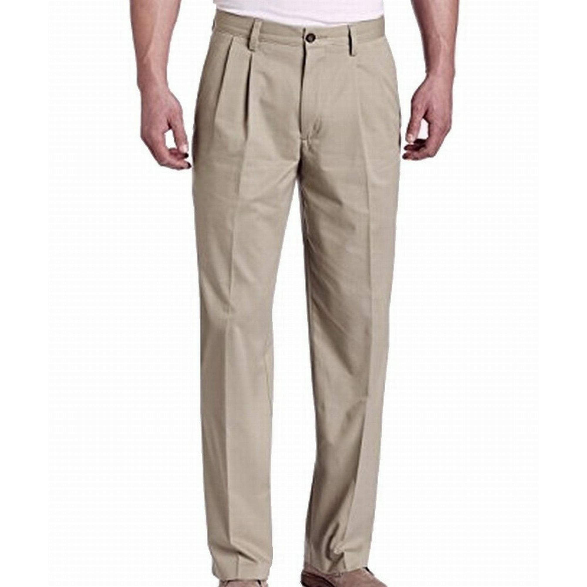 9c3e5b6812 Buy Dockers NEW Beige Mens Size 34X34 Khakis Double Pleated Dress D3 ...
