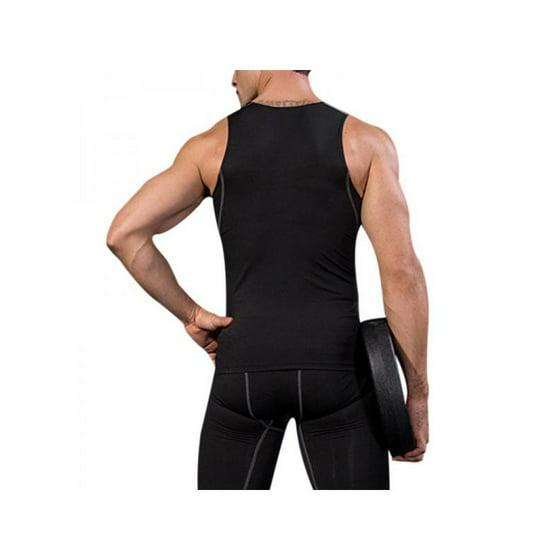 3308634de205c9 Ropalia - Ropalia Men Sport Shirt Fitness Gym Quick Dry Compression ...