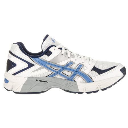 Asics Women's Gel 190Tr WhitePeriwinkleMidnight Navy Ankle High Running Shoe 8.5M