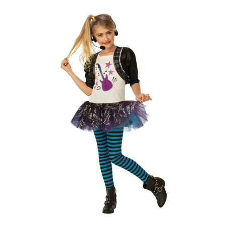 Halloween Rock Star Child Costume