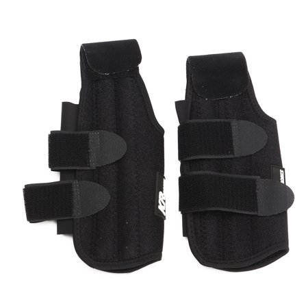 Adjustable ANKLE BRACE SUPPORT Compression Sports Stabilizer Elastic Foot Wrap - image 3 de 6