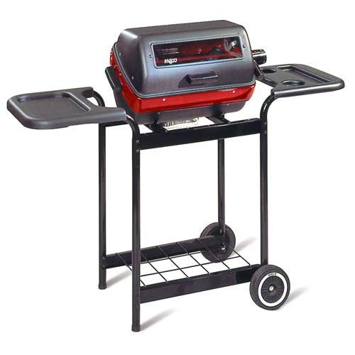 Meco Elite Electric Cart Grill