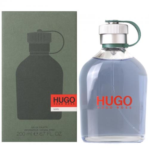 Hugo Boss Green 6.8 Edt Sp For Men