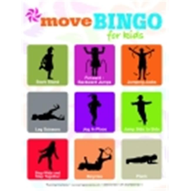 Learning Zonexpress Move Bingo Game For Kids