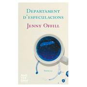 Departament d'especulacions - eBook