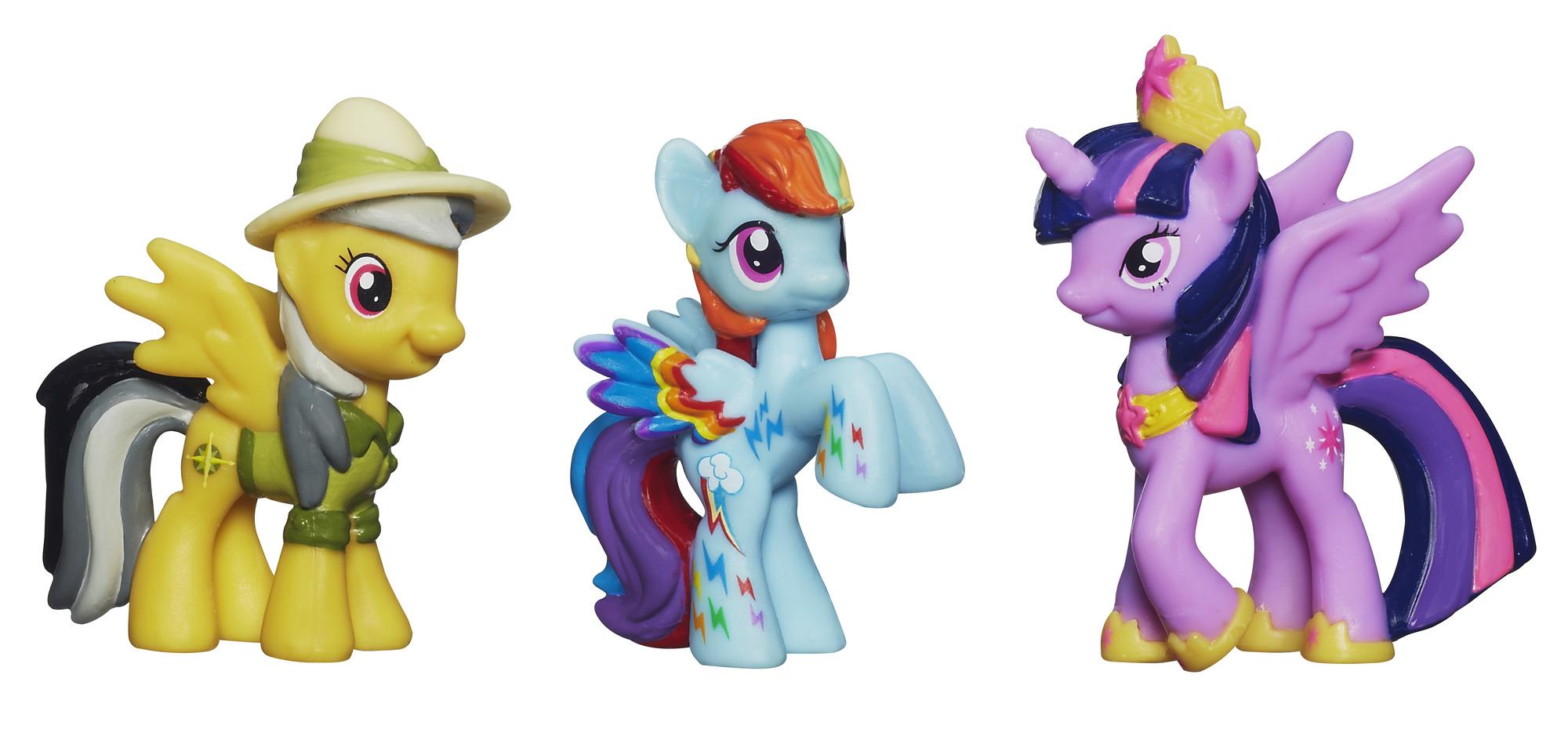 My Little Pony Daring Pony Story Set by Hasbro