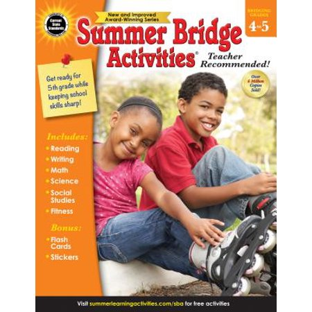 Summer Bridge Activities](Summer Camp Activities For Kids)