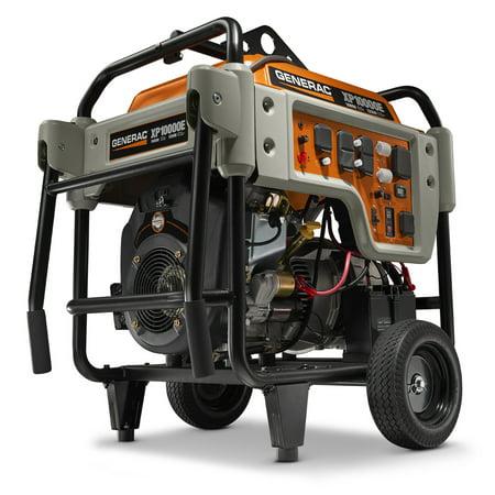 Generac 10000 Watt Generator >> 5932 10000 Watt Electric Start Portable Generator Epa 49 State Csa Canada