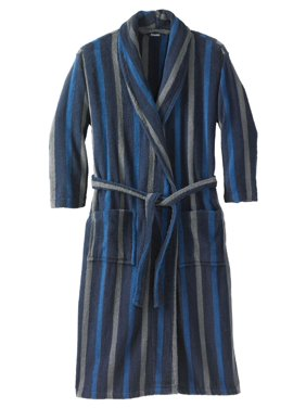 74a46d0075 Product Image Kingsize Men s Big   Tall Terry Bathrobe With Pockets