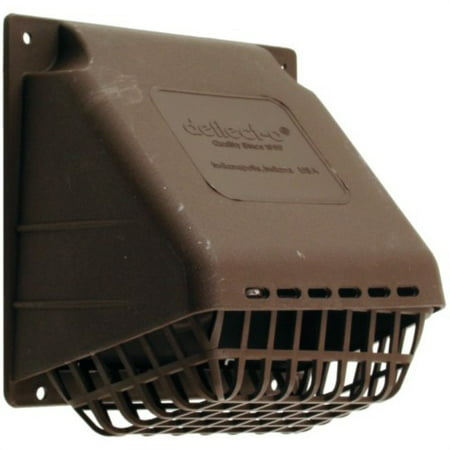 deflecto hr4b replacement vent hood, brown Diamond Plate Hood Vent