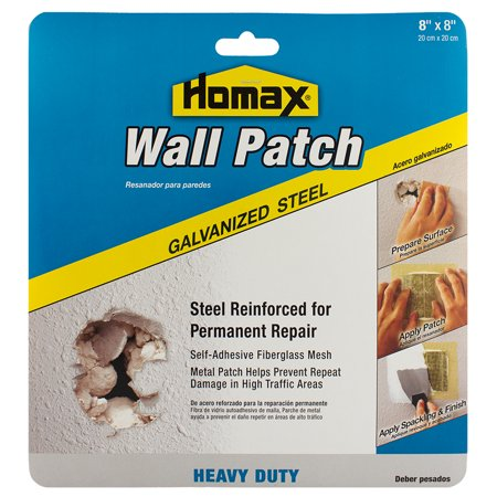 (3 Pack) Homax Wall Patch, 8