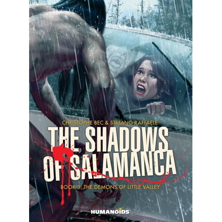 The Shadows of Salamanca #3 : The Demons of Little Valley - eBook](Shadow Demon)