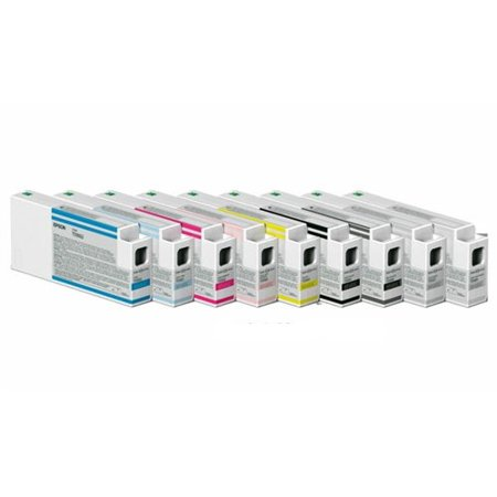 Epson T800200 UltraChrome PRO T800 Inks (700 ML) T800, Cyan Ink Cartridge