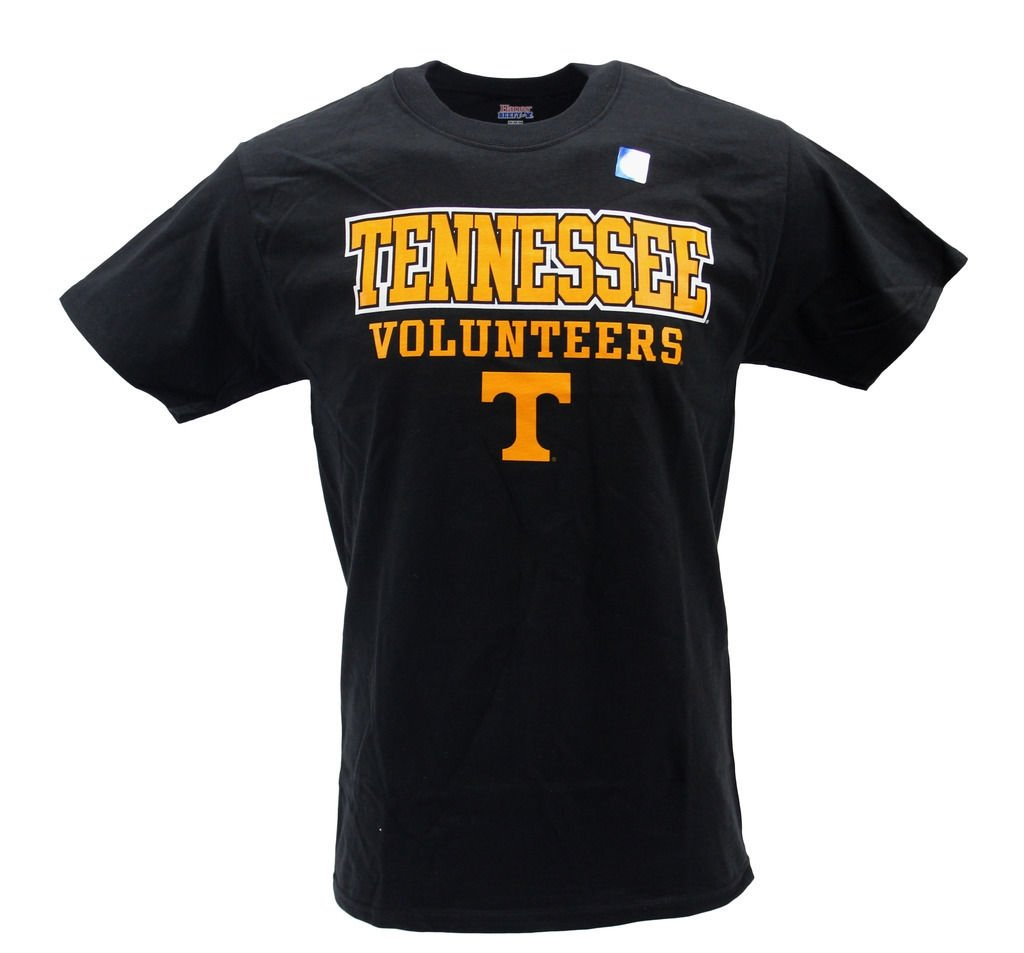 Knights Apparel NCAA Men's Tennessee Volunteers T-Shirt Beefy-T