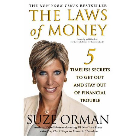 The Laws Of Money  5 Timeless Secrets To Get Out And Stay Out Of Financial Trouble