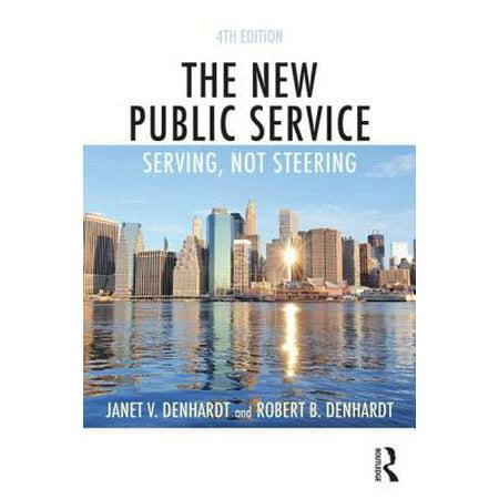 The New Public Service (Paperback)