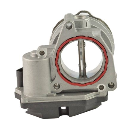 Bapmic 03G128063Q Fuel Injection Throttle Body for Volkswagen Audi A3 Volkswagen Jetta Passat