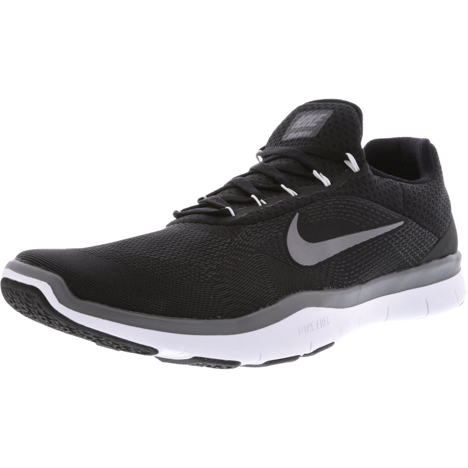 1ad8c51ee39f ... coupon code nike mens free trainer v7 black dark grey white ankle high  running shoe e8cea