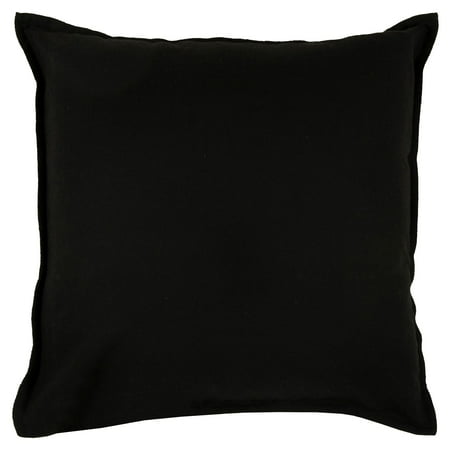 Rizzy Home Decorative Poly Filled Throw Pillow Solid 20