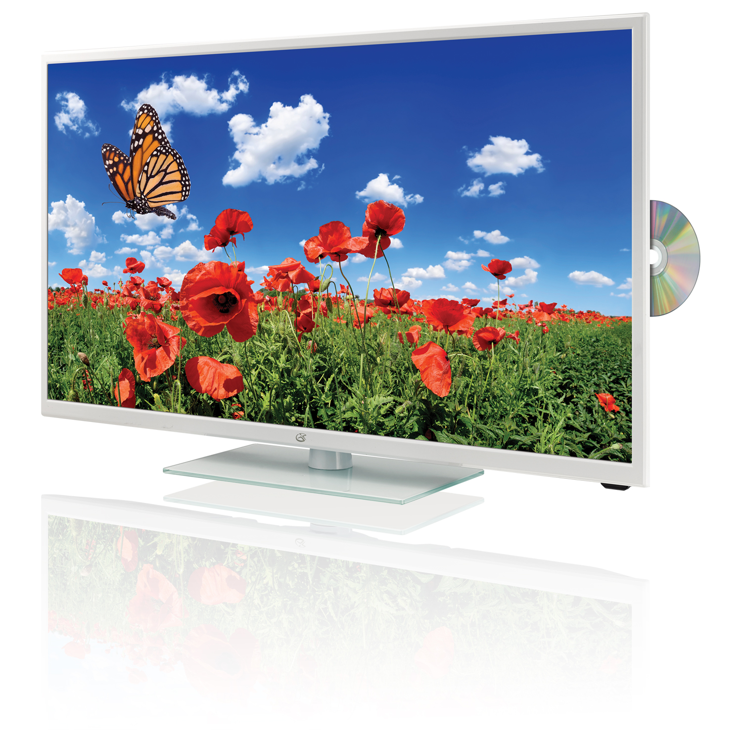 "GPX 32"" Class Full HD, DLED TV with DVD Player 1080p, 60Hz (TDE3274WP) by GPX"