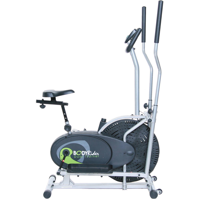 Body Rider BRD2000 Dual Cardio Trainer