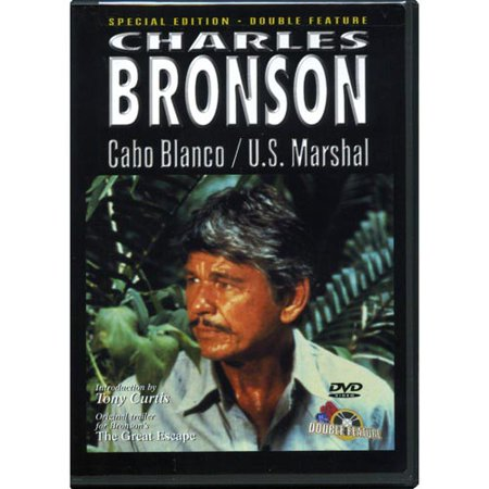 Charles Bronson: Cabo Blanco / U.S. Marshall (Full Frame, Special Edition) (Action Bronson Halloween)