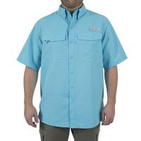 Men's Realtree Short Sleeve Fishing Guide Shirt