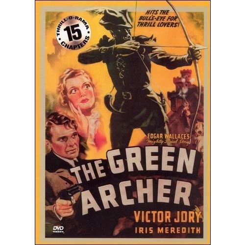 The Green Archer (Full Frame)