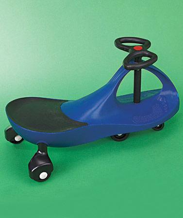 Twistcar Roller Twist Car Kids Ride On Wiggle Outdoor Play Swing Vehicle Blue by