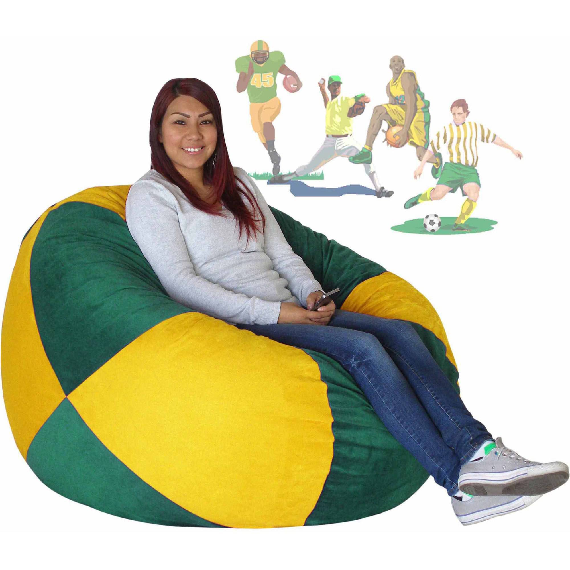 Big Tree Furniture Koala Foam Bean Bag Chair