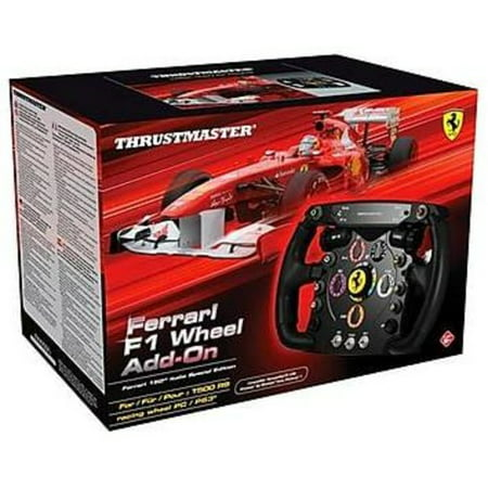 Thrustmaster - Ferrari F1 Edition Racing Wheel for Xbox (Best F1 Steering Wheel Ps3)