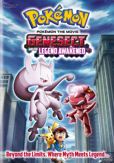 Pokemon (Video): Pokemon the Movie: Genesect and the Legend Awakened (Other) by WARNER HOME VIDEO