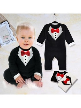 ad3791d76 Baby Boys Rompers   One-pieces - Walmart.com