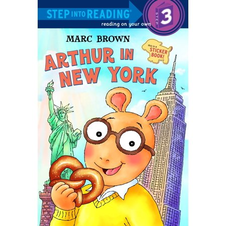 Arthur in New York](New York Halloween Activities)