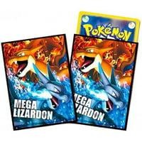 Pokemon X & Y Mega Lizardon Card Sleeves