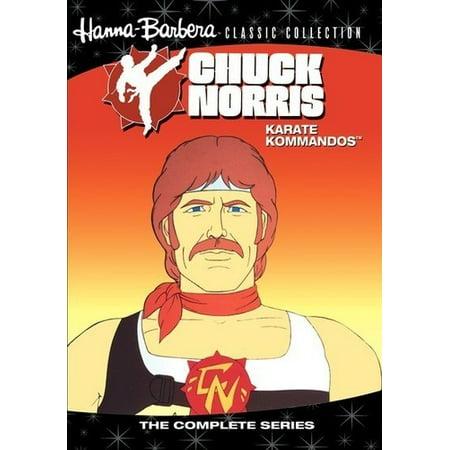 Chuck Norris: Karate Kommandos: The Complete Series (DVD) - image 1 of 1