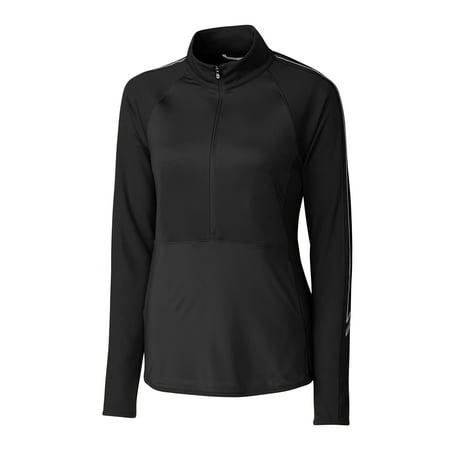 Cutter & Buck Women's Pennant Sport 3/4 Zip Pullover - LCK08717 Cutter & Buck Golf Pullover