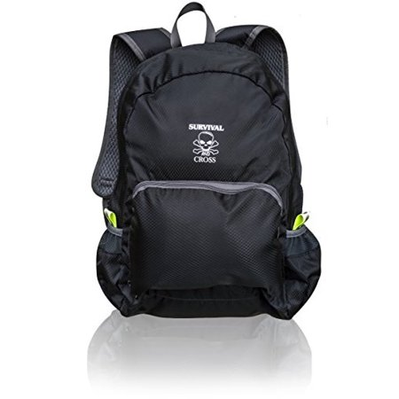 00e920e32fe8 Survival and Cross Backpack Ultra Lightweight 20L Hiking Travel - Most  Durable for Men and Women - Best Outdoors Camping Water R - Walmart.com